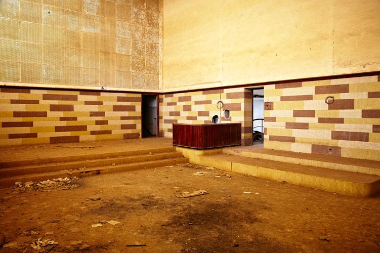 Salle d'audience I, Palais de Justice, Cap Manuel, Dakar, 2014