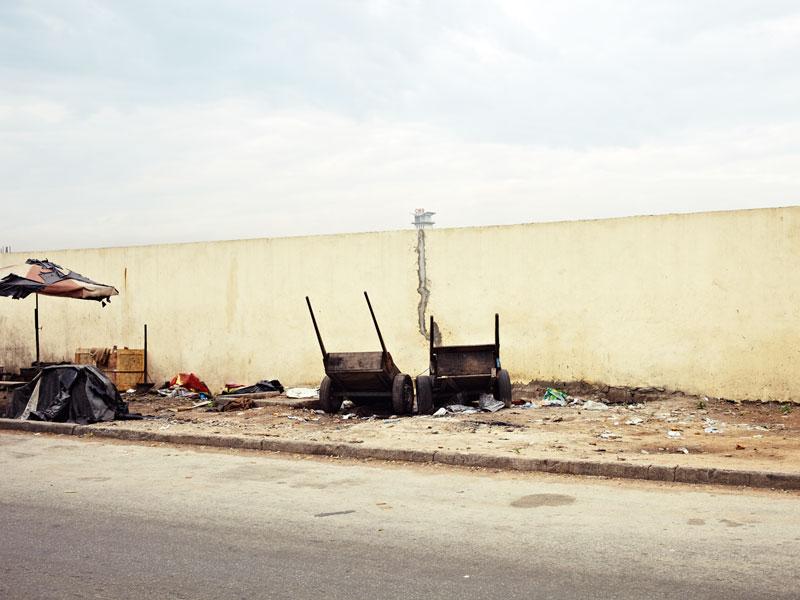 Quai fruitier, Plateau, Abidjan, 2014