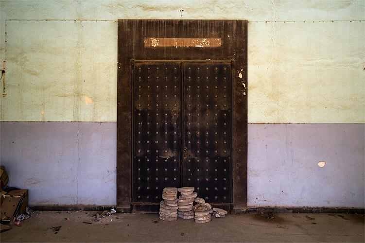 Tribunal du travail I, Palais de Justice, Cap Manuel, Dakar, 2016